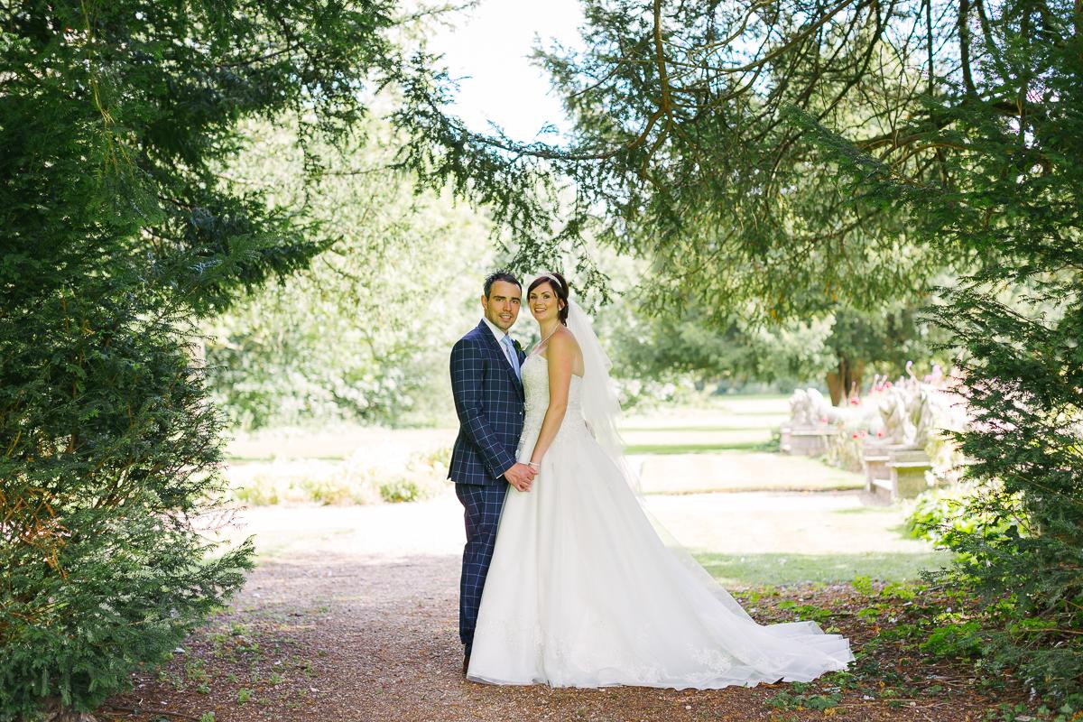 Monk Fryston Hall wedding photographer Amanda Manby photography