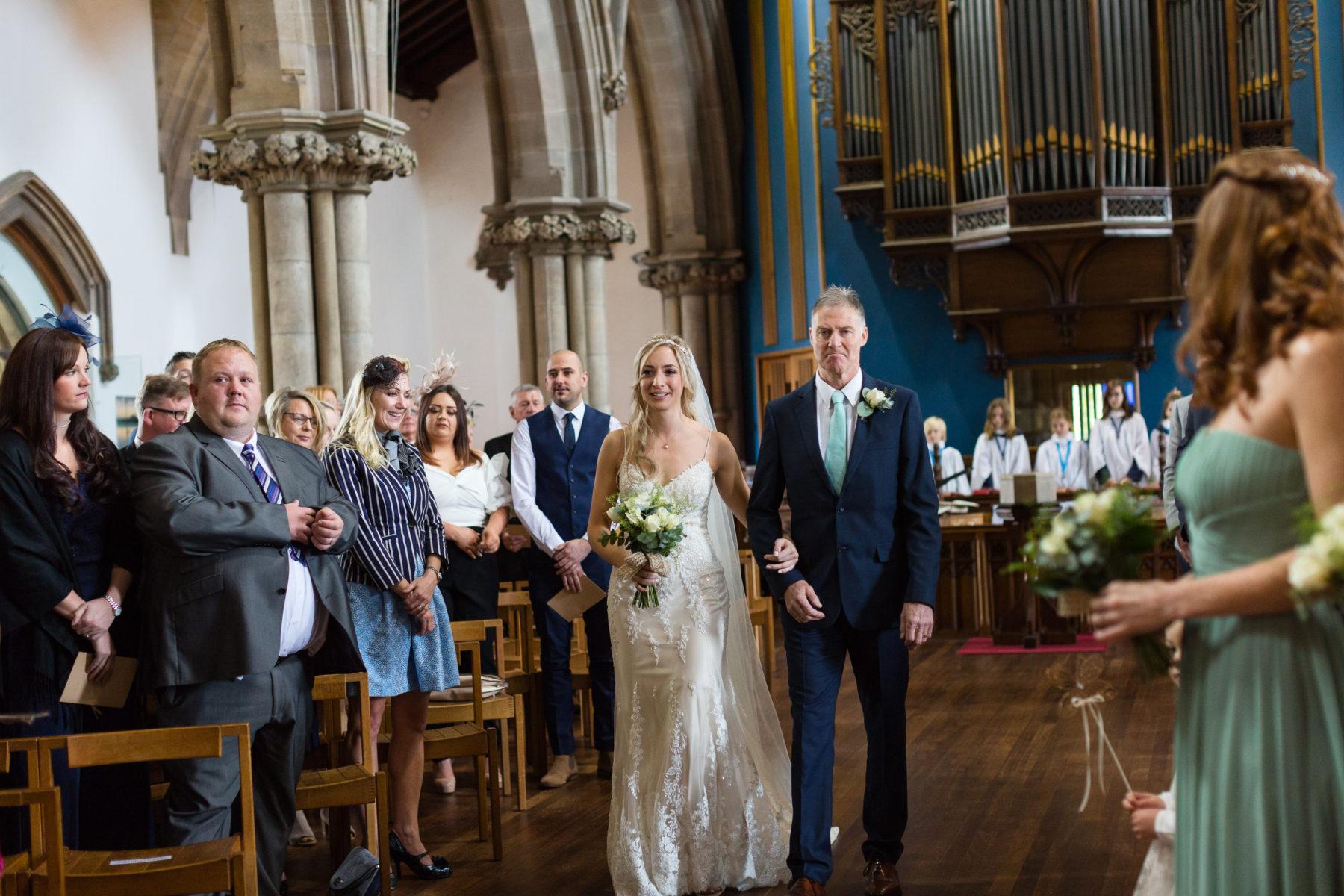 St Johns church wedding harrogate