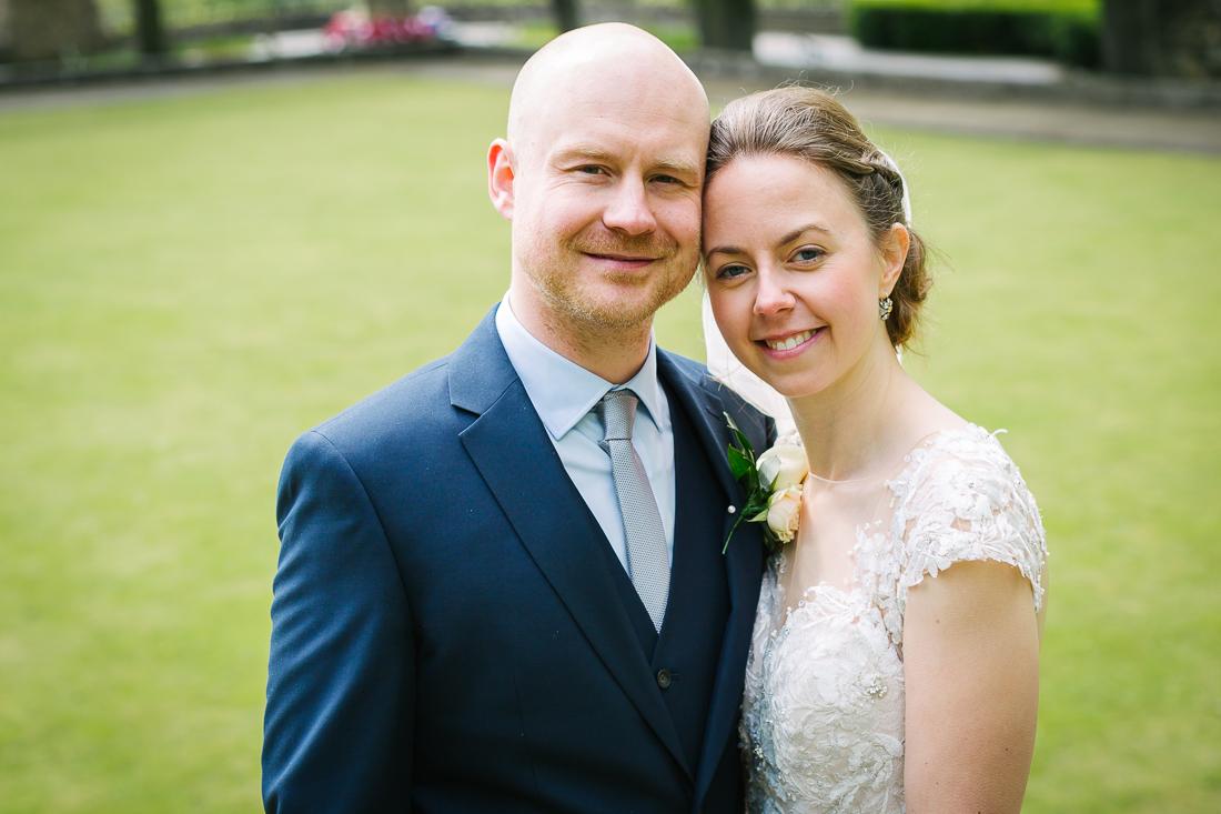 St George Hotel Harrogate wedding photographer Amanda Manby