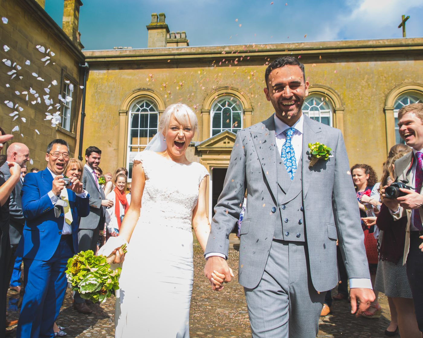 The Chapel, Utopia, Broughton Hall Wedding
