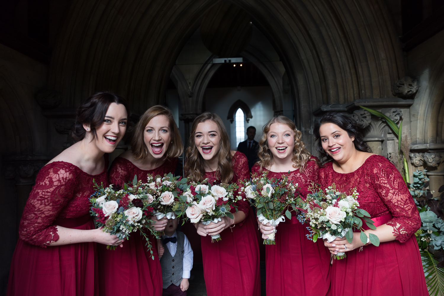 Wharfedale grange wedding Amanda Manby photography