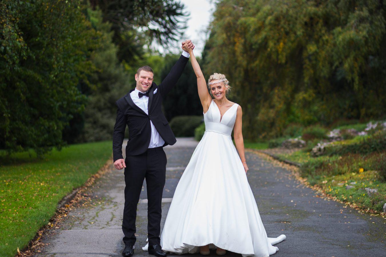 sun pavilion harrogate wedding photographer