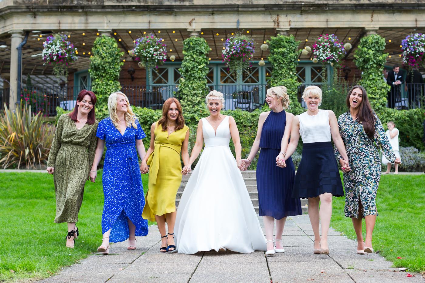 sun pavilion harrogate wedding photographer Amanda Manby