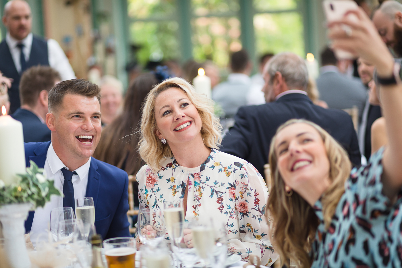 Sun pavilion harrogate Amanda Manby wedding photographer