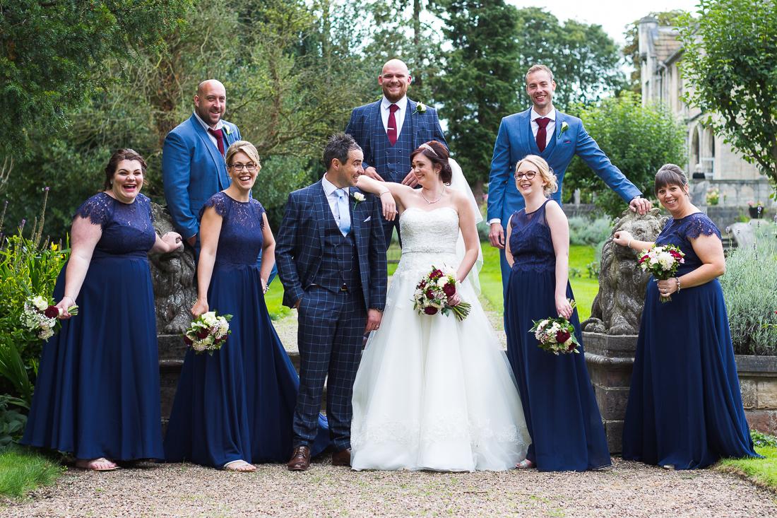 Monk fryston hall wedding photography