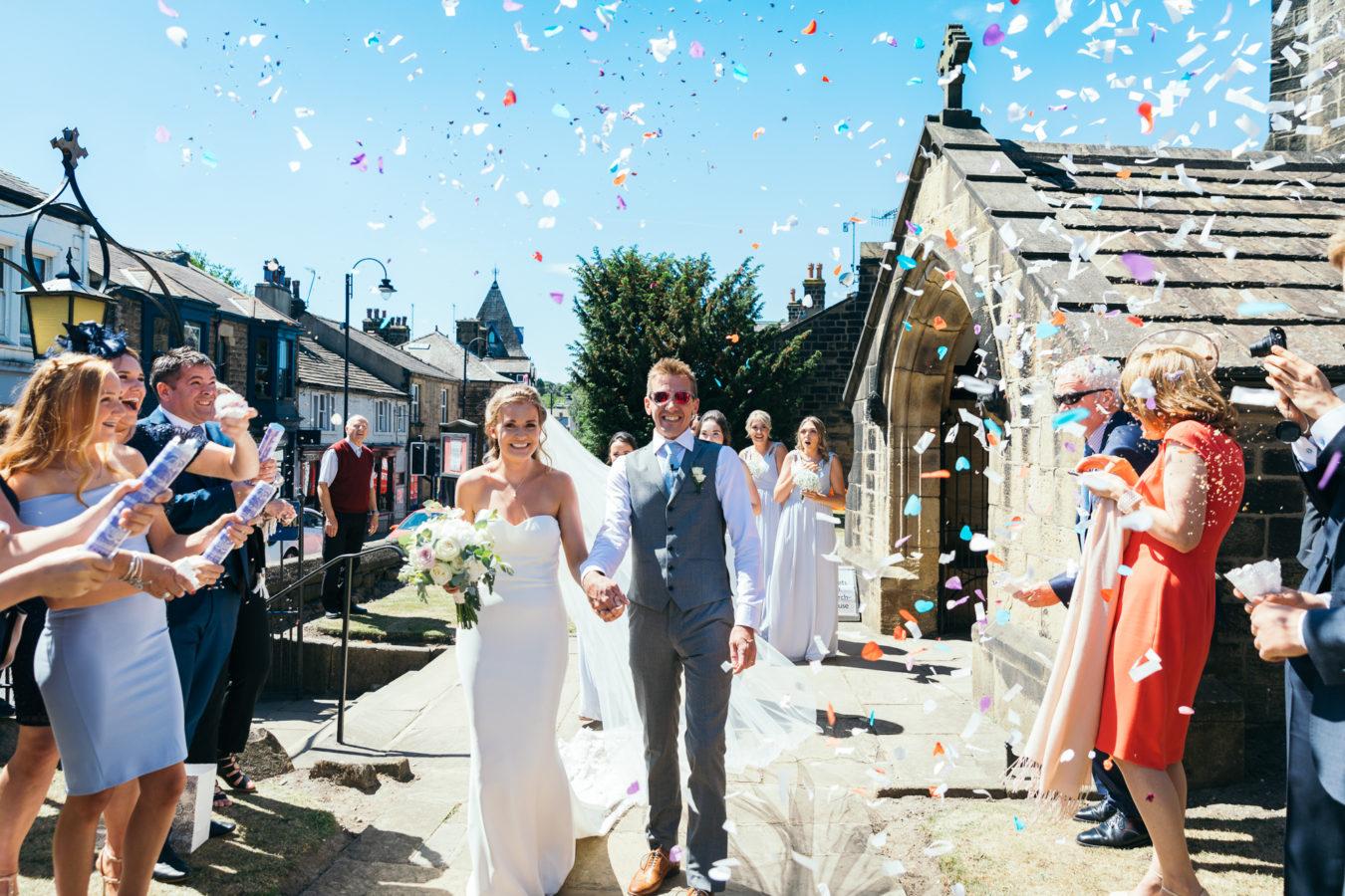 Wedding Sun Pavilion Harrogate photographer
