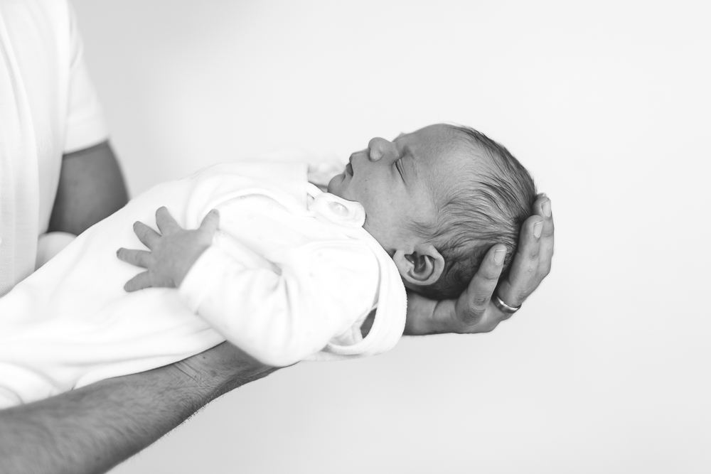 Newborn photographer harrogate