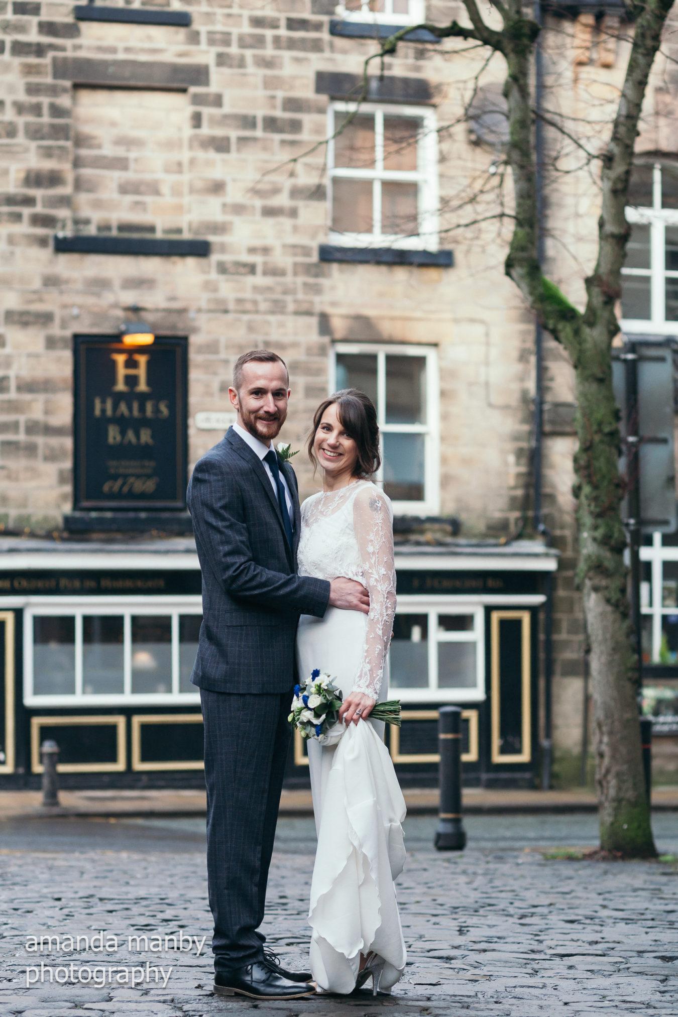 Crown Hotel Harrogate Wedding photographer