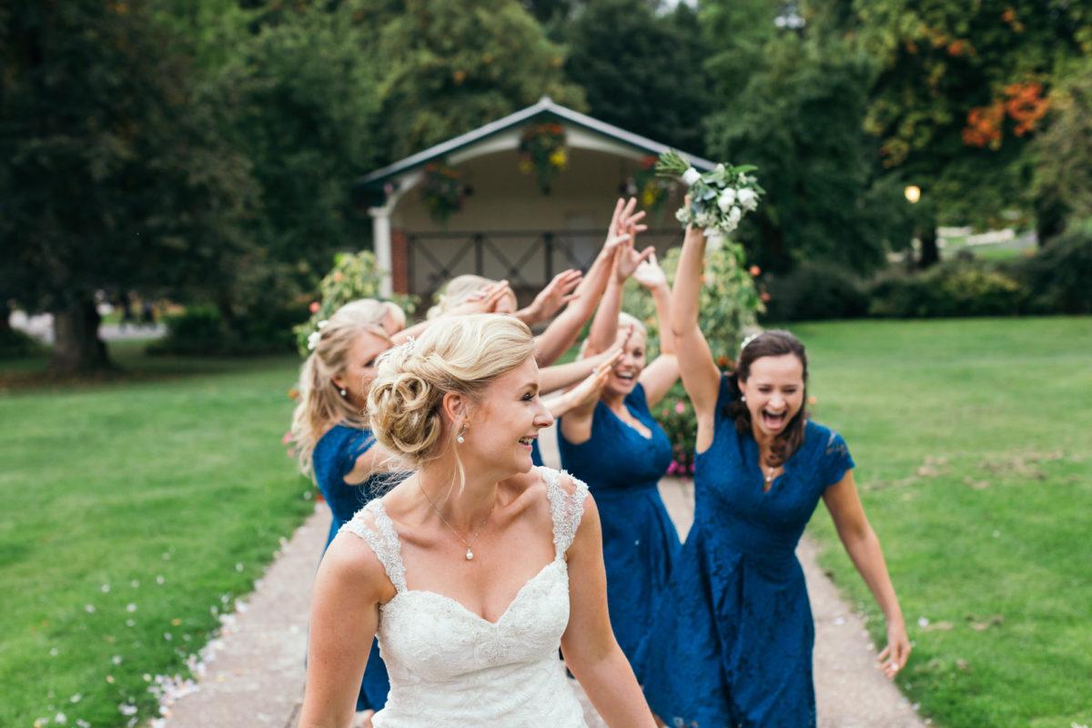 Sun Pavilion Harrogate wedding photographer bridal prep
