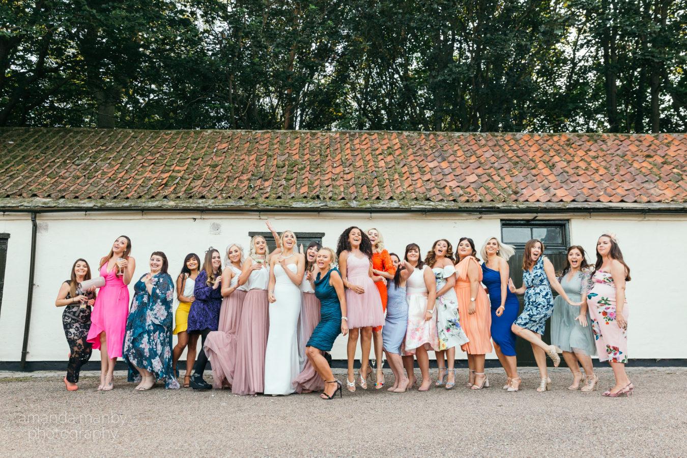 Goldsborough Wedding
