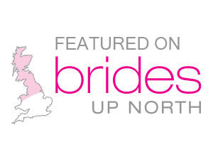 Brides up north logo