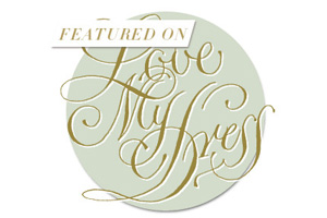 Love my dress logo
